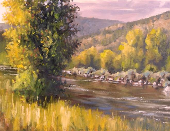 The Upper Provo River