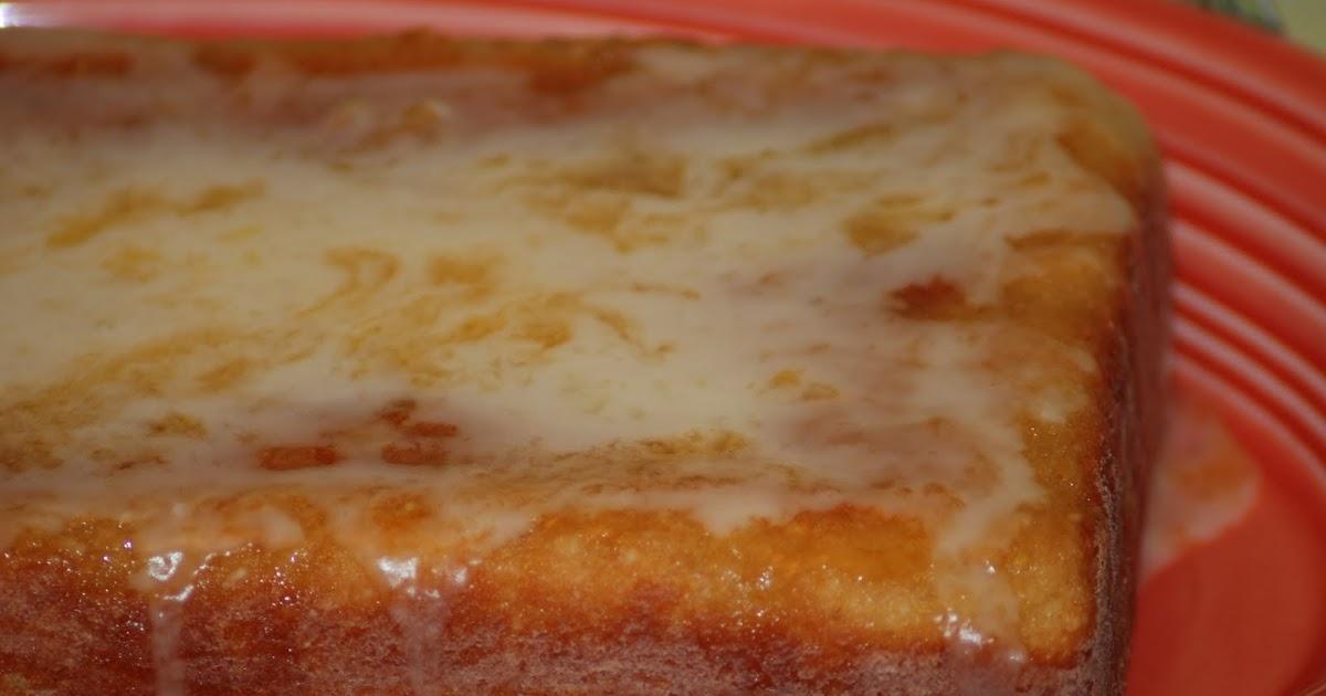 Gluten Free Taste of Home: Gluten Free Glazed Orange Almond Cake