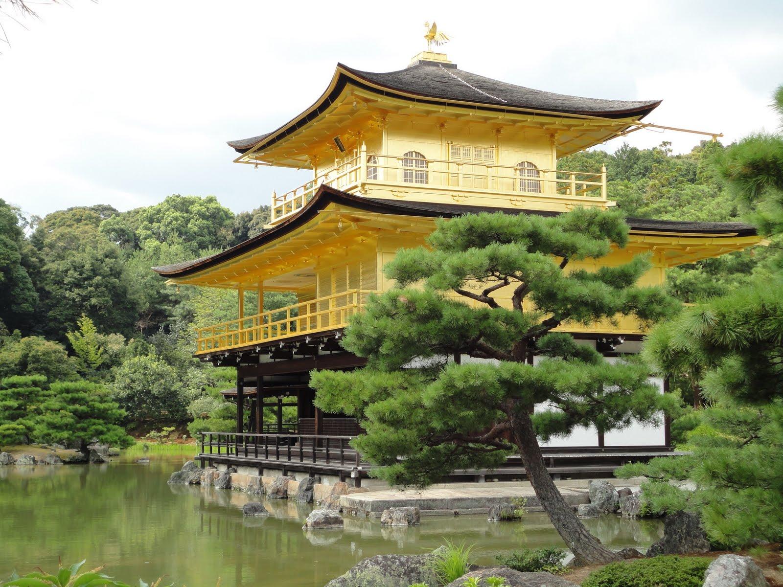 Arte japones arquitectura pintura manga imperdible for Jardin estilo japones