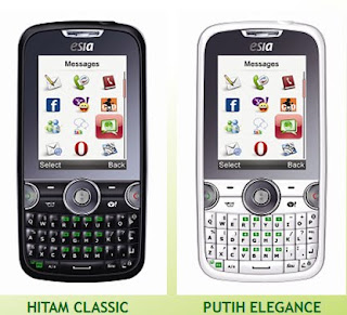 Handphone Qwerty Rekomendasi