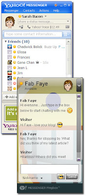 yahoo messenger Version 9.0.0.2162