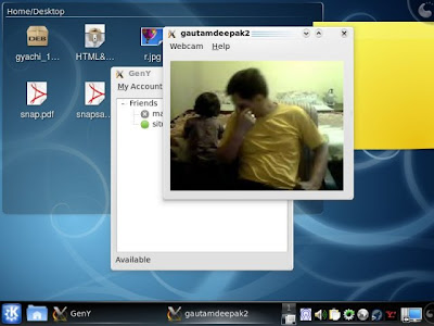 GenY Webcam Viewer