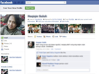 Facebook New Profile Update Upgrade