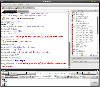 Ycaddy Yahoo Messenger Chat Client