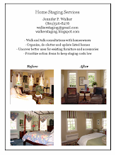 Home Staging Services: The White Raised Ranch on