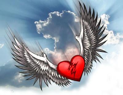 corazon roto de amor