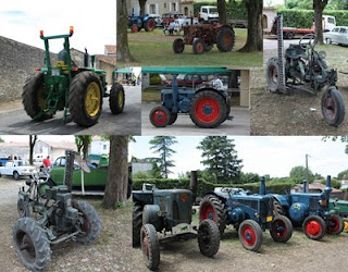 Tractor Montage