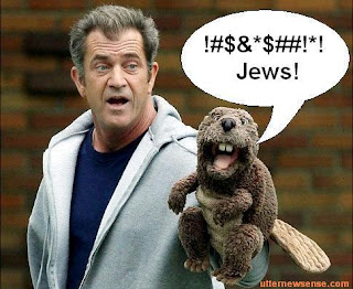 Mel Gibson The Beaver ******* Jews!