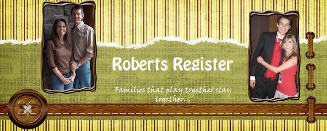 Roberts Register