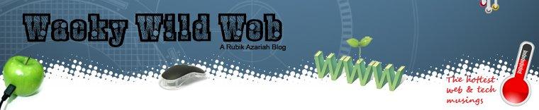 Wacky Wild Web