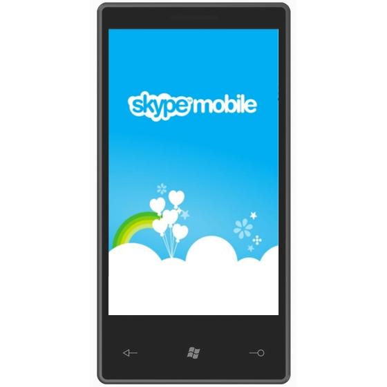 Skype microsoft 7 - 1768