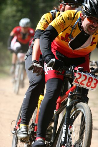 Cheq40 Fat Tire 2007 (20 miles in, still top 100))