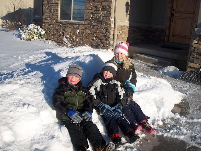 Snowy Fun