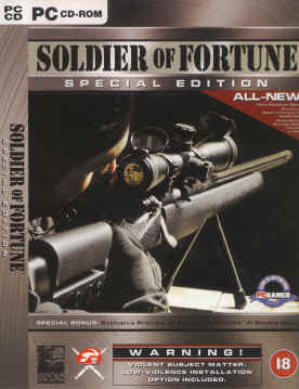 Download - Soldier of Fortune | PC