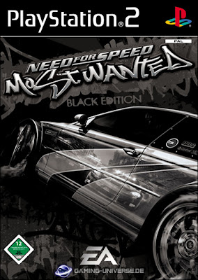 Categoria corrida playstation 2, Capa Need for Speed Most Wanted Black Editi (Ps2)