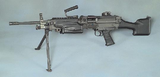 y k machine gun