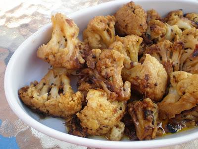 Hemc 36 wok de coliflor a la india lola en la cocina - Comodas orientales ...
