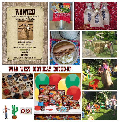 Western Party Decorations Ideas