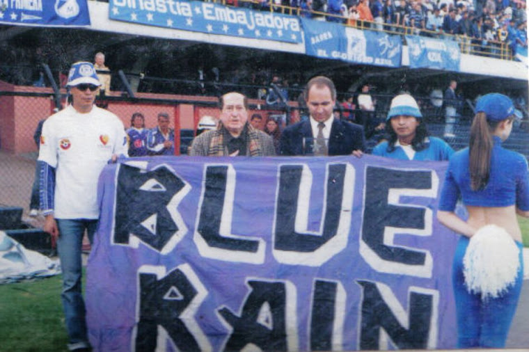 ALFONSO SENIOR BLUE RAIN
