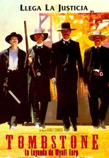 Tombstone: La leyenda de Wyatt Earp Poster