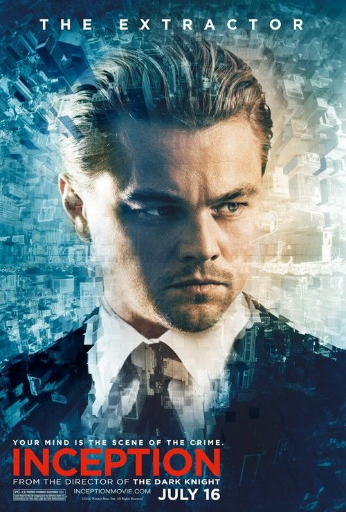 INCEPTION dans INCEPTION Inception+DiCaprio