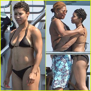 WHO IS CATALY$T?: WELL LOOKS LIKE QUEEN LATIFAH CAN FINALLY STOP ... Queen Latifah And Alicia Keys