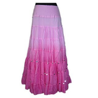 Cotton Fashion Skirt Long skirts