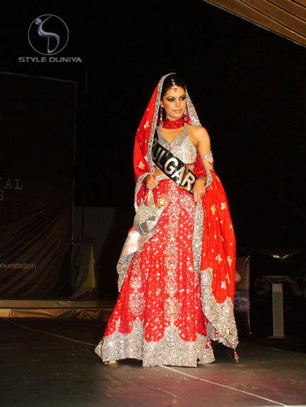iff 5 Pakistani Bridal Dresses