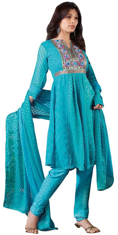SVAA5004C Anarkali Dresses