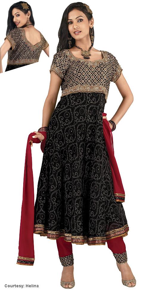 SH2004C Anarkali Dresses