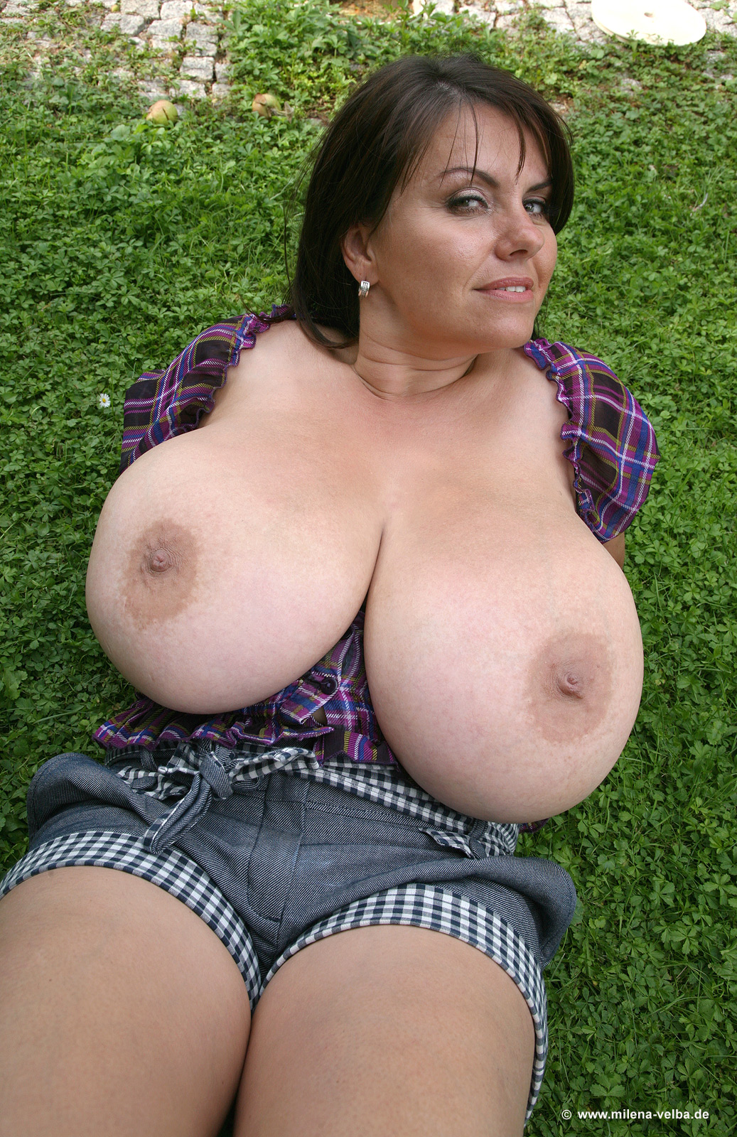 Big tits milena velba boobs