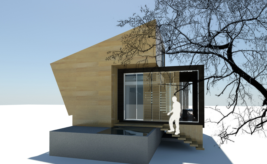 Architettura catania casab2 la casa prefabbricata for Progetti architettura on line