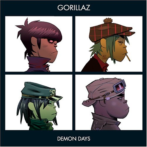 DANGER MOUSE (Black Keys, Norah Jones, Sparklehorse, Gorillaz...) Demon+Days