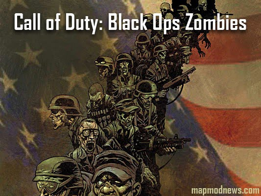 cod black ops zombies five characters