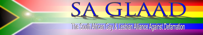 SA Gay &amp; Lesbian Alliance Against Defamation (SA GLAAD)