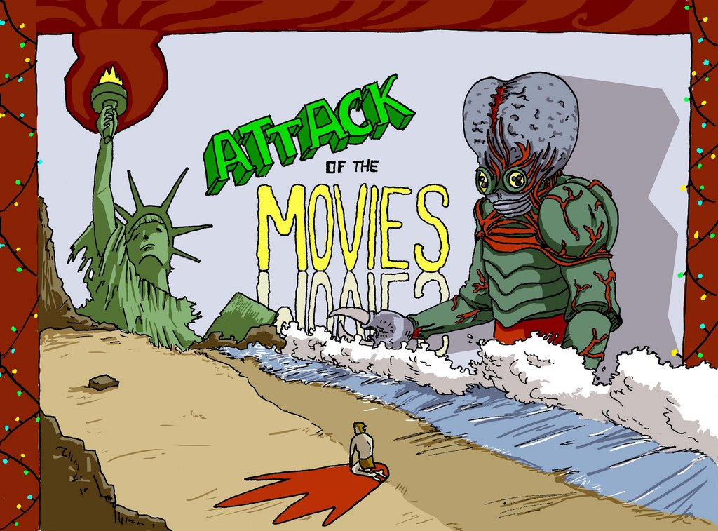 Attack of the Movies!