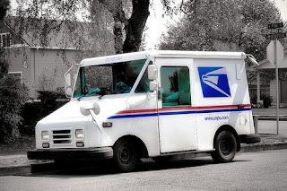 почта США