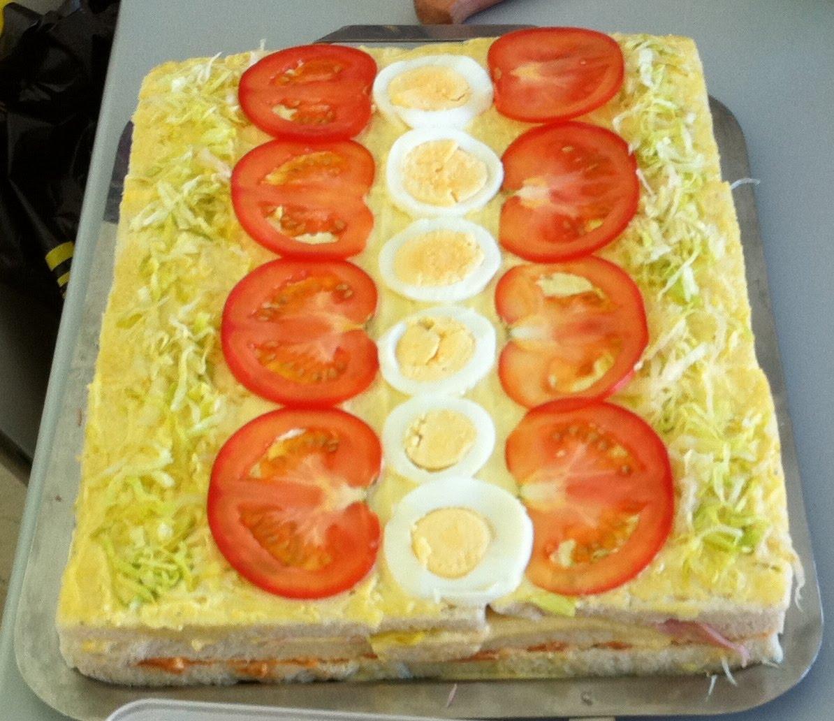 Aprendiz de Cocina: Tarta Vegetal
