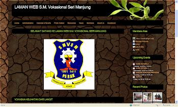 Laman Web Sekolah