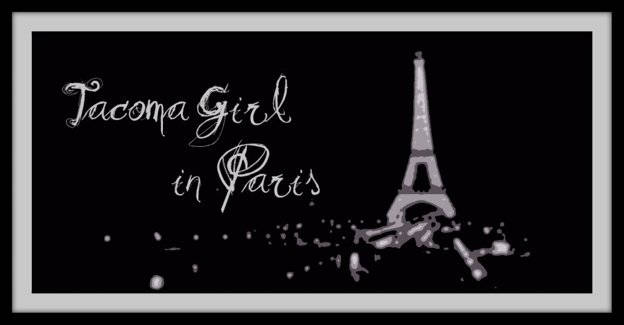 Tacoma Girl in Paris