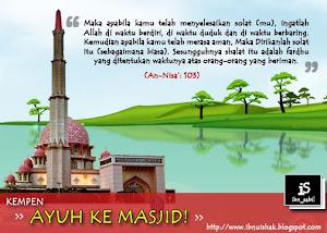 Ayuh ke Masjid