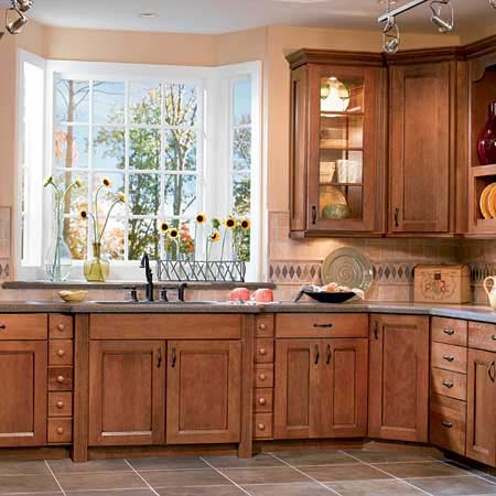 Mission Style Cabinets Kitchen