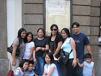 Babot with the Pascua and Amor Families