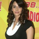 Mallika Sherawat At The Radio Mirchi Studios