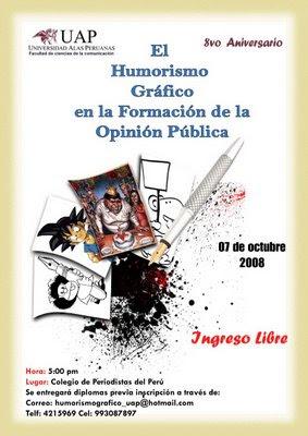 Simposium   Humorismo Gr  Fico En La Formaci  N De La Opini  N