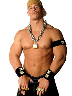Raw superstar John Cena