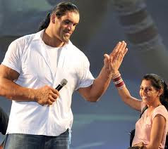 WWE Superstar Great Khali