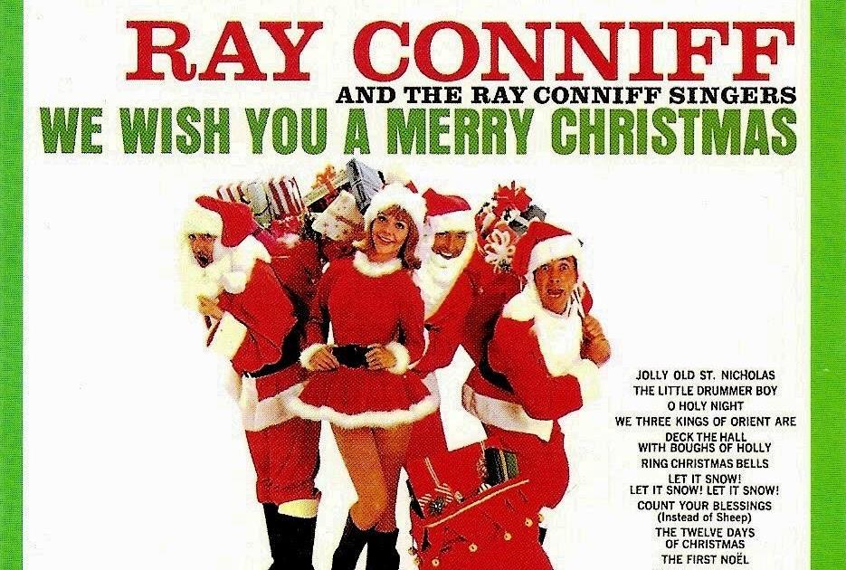 Navidad Hermosa Navidad Ray Conniff We Wish You A Merry
