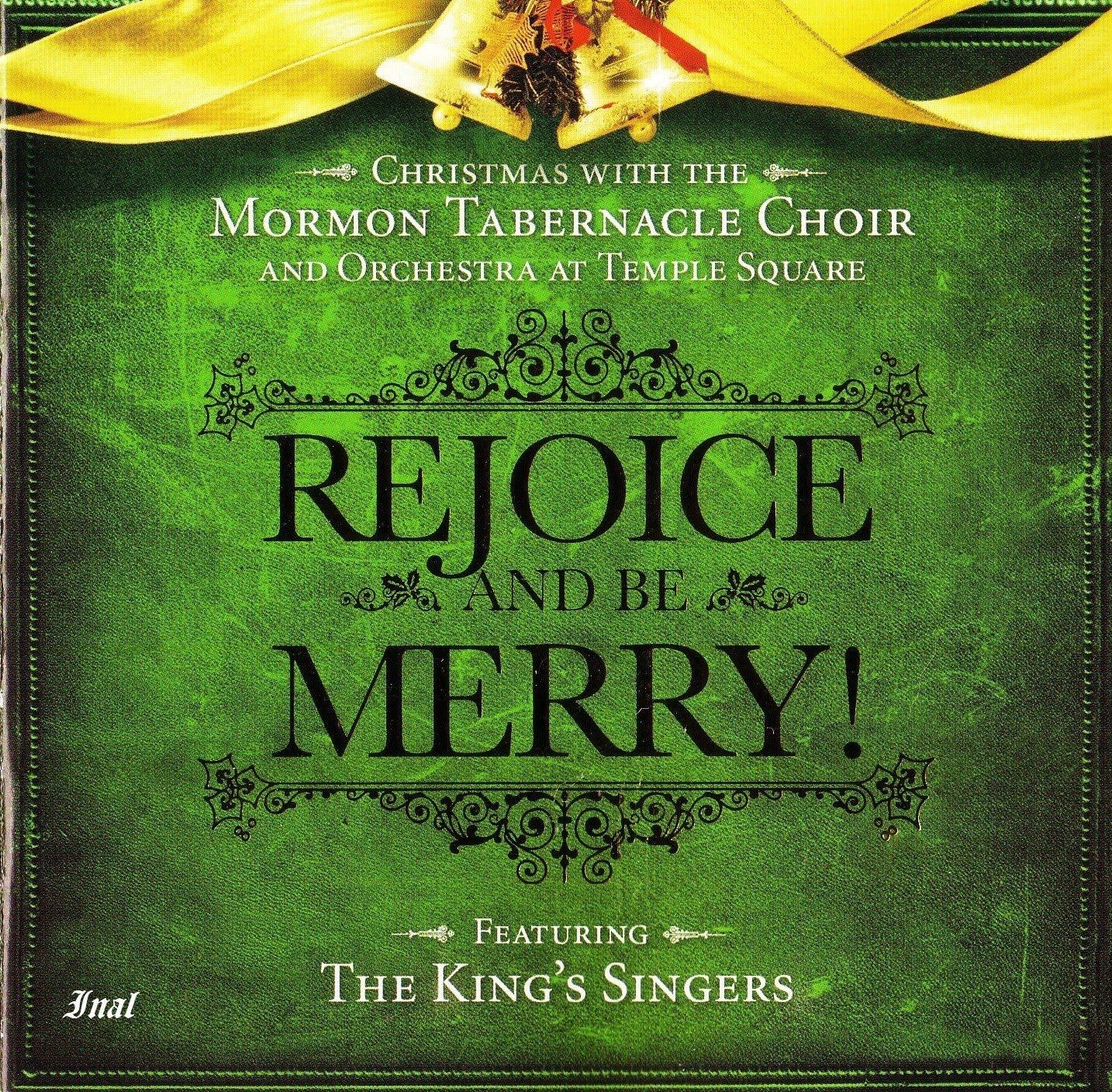Navidad hermosa navidad mormon tabernacle choir rejoice and be