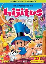 Ya estan a la venta Las Aventuras de Hijitus en DVD